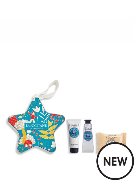 loccitane-soothing-shea-butter-star-bauble