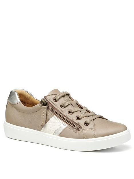 hotter-chase-ii-wide-fit-trainers-taupe