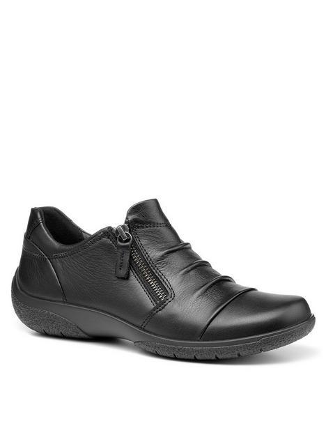 hotter-alder-wide-fit-flat-shoes-black