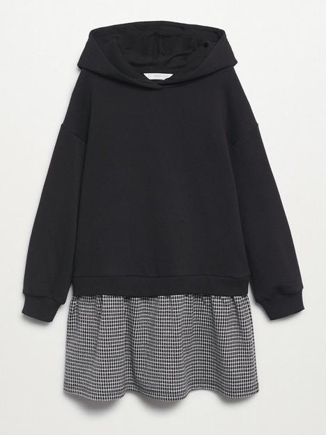 mango-girls-drop-hem-hoodie-dress-black