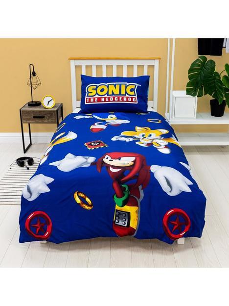 sonic-the-hedgehog-jump-reversible-singlenbspduvet-cover-set