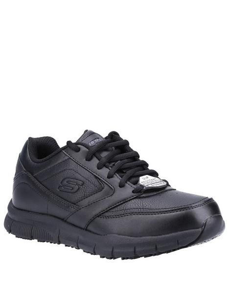 skechers-skechers-lace-up-athletic-slip-resistant-workwear-trainers