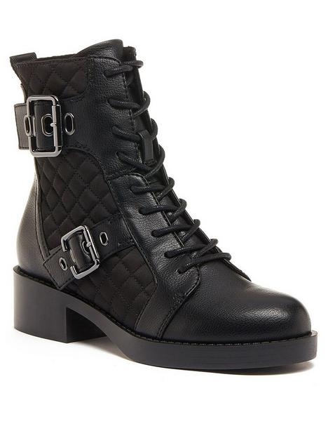 rocket-dog-pearly-lace-up-ankle-boot-black