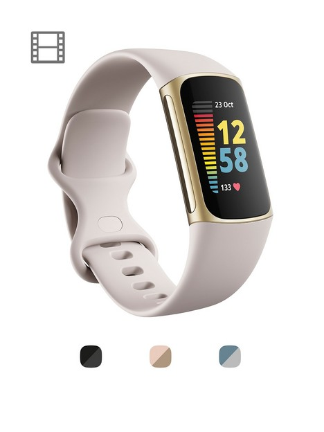 fitbit-charge-5-lunar-whitesoft-gold-stainless-steel