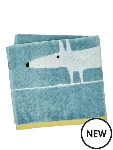 scion-mr-fox-hand-towel-marine