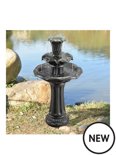 peaktop-water-fountain-indoor-conservatory-garden-slate-tier-ornament