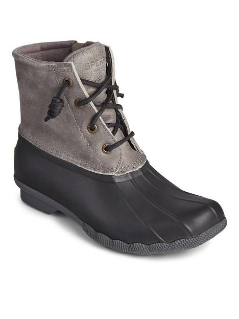 sperry-saltwater-ankle-boot