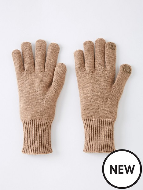 pieces-touch-screen-gloves-mink