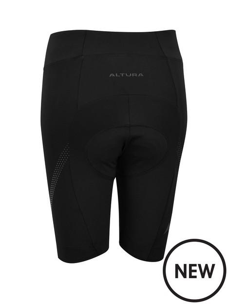 altura-altura-cycling-womens-firestorm-waist-shorts-black