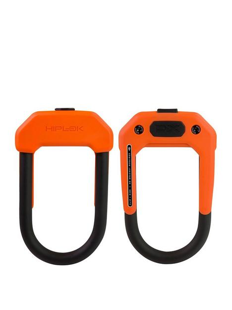 hiplok-dx-d-cycle-lock-14mm-x-15-x-85cm-hardened-steel-gold-sold-secure-orange