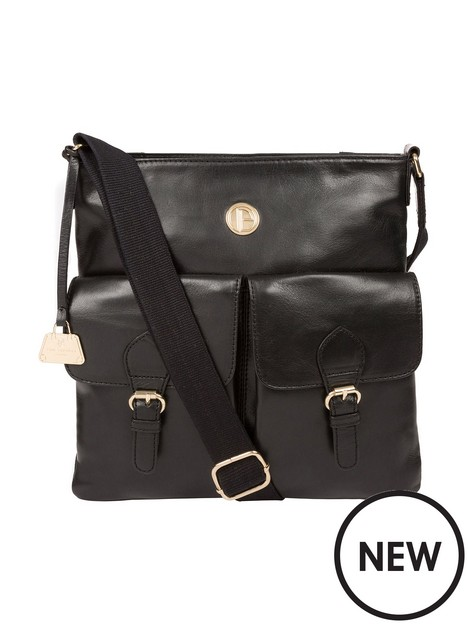 pure-luxuries-london-azalea-zip-top-leather-crossbody-bag-jet-black