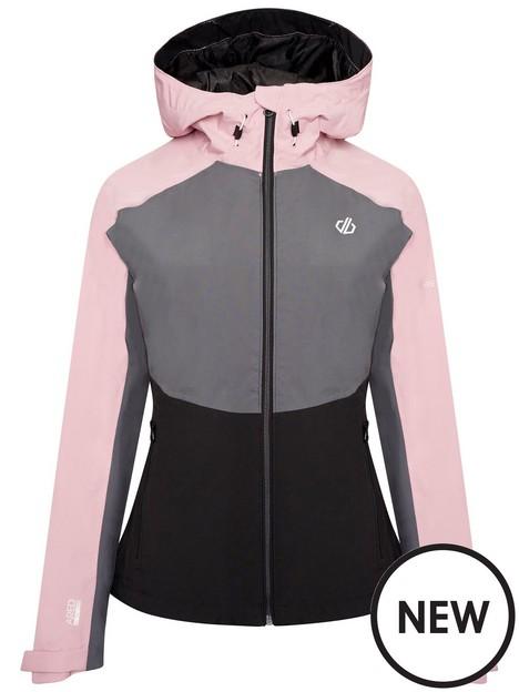 dare-2b-laura-whitmore-compete-ii-waterproof-padded-jacket-pinkblack