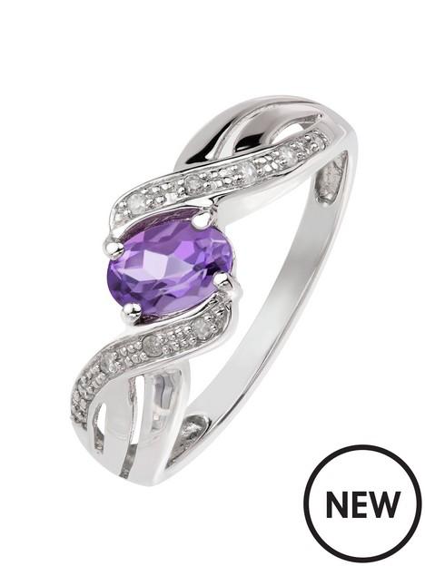 love-gem-9ct-white-gold-amethyst-diamond-ring