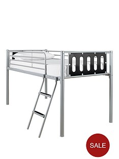 kidspace-cyber-mid-sleeper-bed-frame-with-mattress-options-buy-and-save