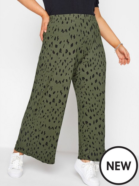 yours-yours-screen-printed-trouser-khaki-marking