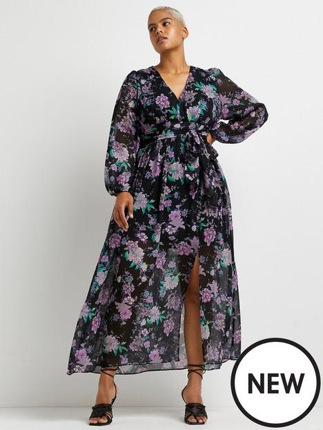 ri-plus-floral-maxi-dress--black