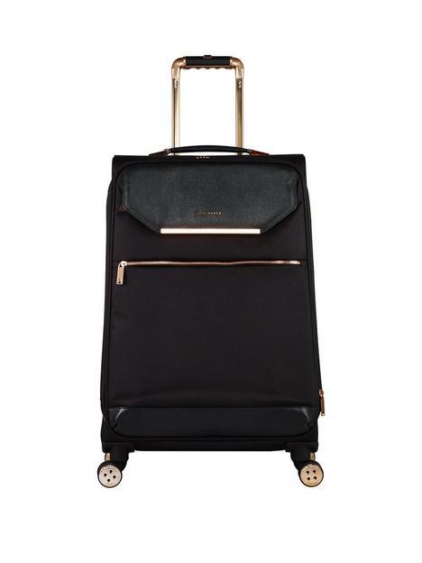 ted-baker-albany-medium-4-wheel-suitcase-black