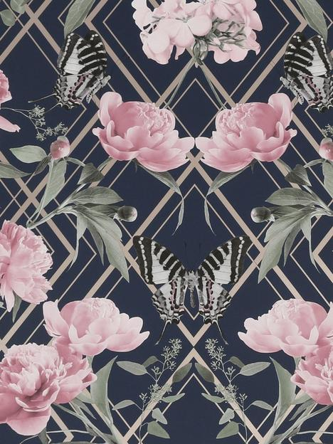 sublime-botanical-trellis-navy-pink