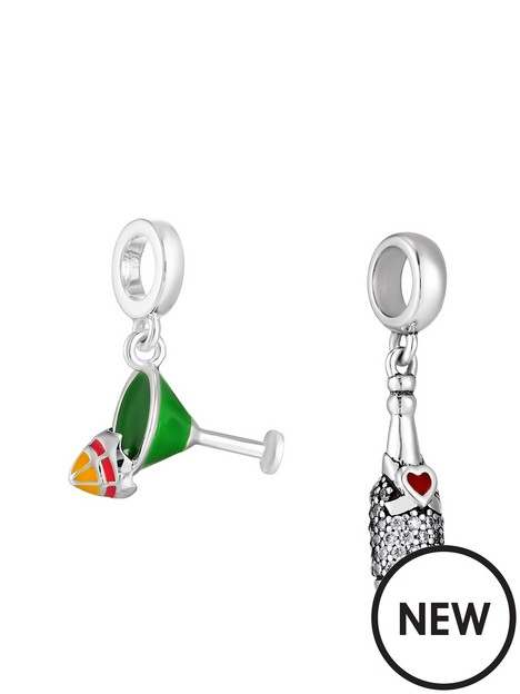 the-love-silver-collection-sterling-silver-set-of-2-drinks-charms