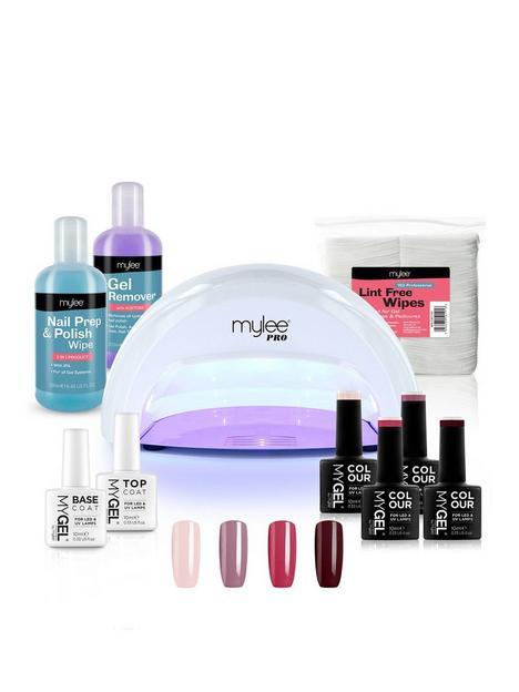 mylee-led-lamp-kit-white-gel-nail-polish-essentials