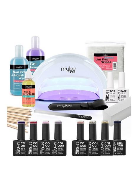mylee-the-full-works-professional-gel-nail-polish-led-lamp-kit-white-autumnwinter