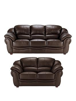 napoli-3-seaternbspplus-2-seaternbspleather-sofa-set-buy-and-savenbsp