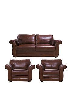 vantage-3-seaternbspleather-sofa-armchairs-buy-and-save