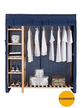 canvas-triple-wardrobe