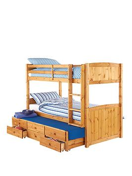 Kidspace Bunk Bed With Guest Bed