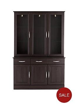 consort-kensington-ready-assembled-3-door-display-unit