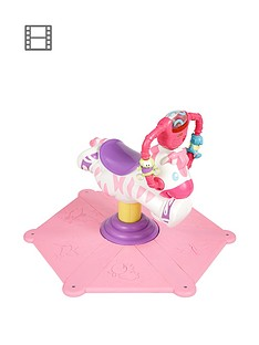 fisher-price-bounce-spin-zebra-pink