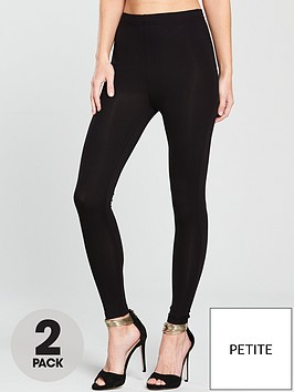 v-by-very-petite-2-pack-high-waisted-leggings