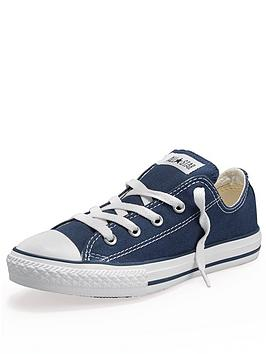 cac1a8ad4889 Converse Chuck Taylor All Star Ox Core Childrens Trainer ...